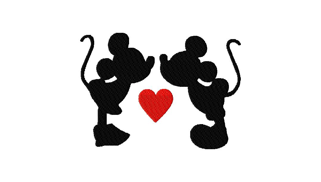 http://www.dailyembroidery.com/wp-content/uploads/2012/02/Mickey-and-Minnie-Kiss-Silhouette ...