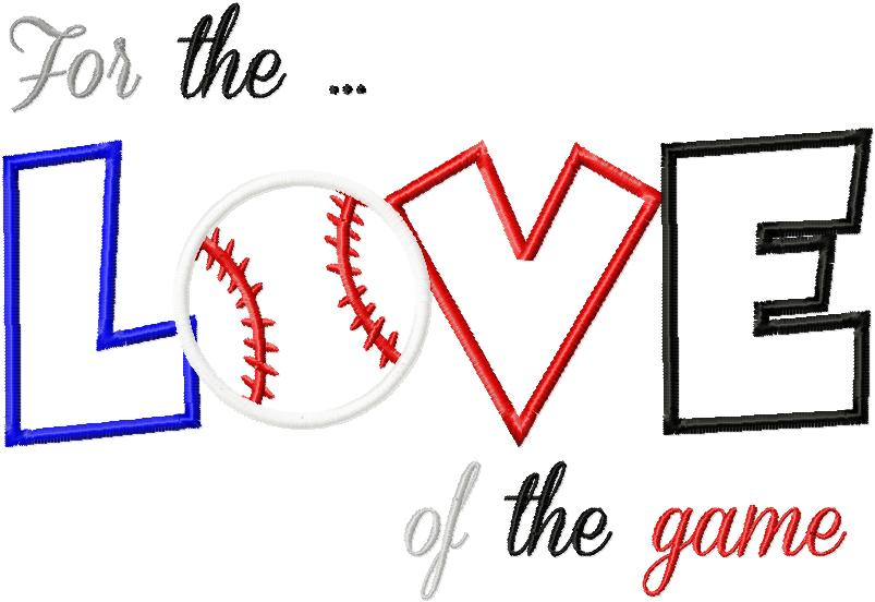 fbdb2a59d6c71 Today s free machine embroidery pattern was made with the baseball ...