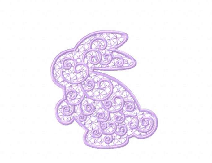 embroidery machine lace designs