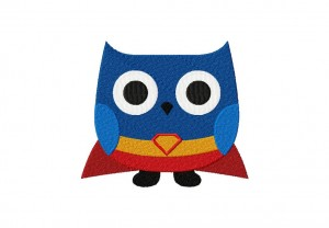 Super Owl Stitched 5_5 Inch