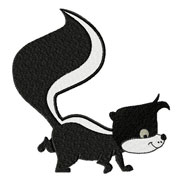 smallcartoonskunk