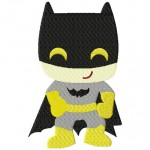 Super Hero Bat Kid Design
