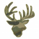 Machine Applique Buck