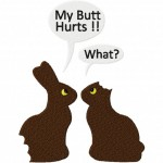 Hilarious Easter Machine Embroidery Design
