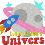Center of Mom