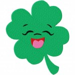Laughing Clover Machine Embroidery Design