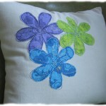 Doodle Daisies Includes Both Machine Applique and Fill Stitch