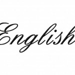English Machine Embroidery Font Set Includes 3 Sizes