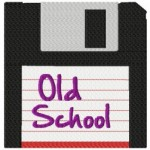 Old School Floppy Disk