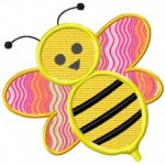 Honey-Bee-Applique-5_5-Inch-300x251