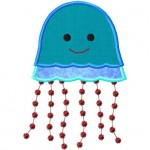 Applique Jellyfish