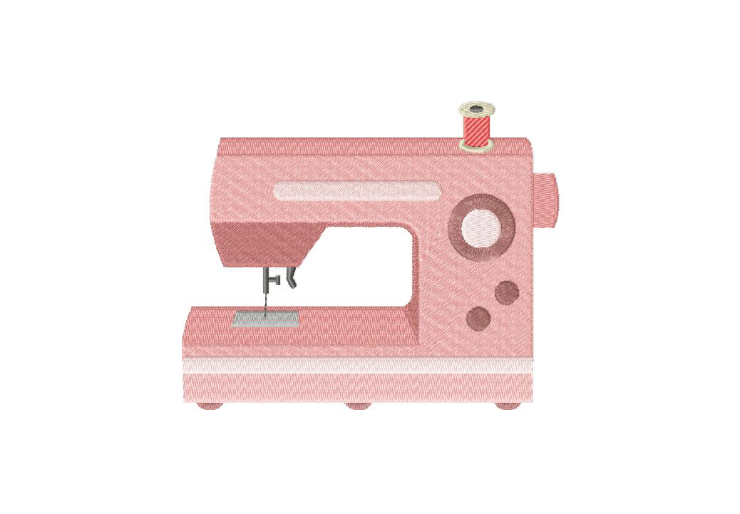 sewing machine design