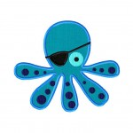 Octo-Pirate-Applique-6-Inch