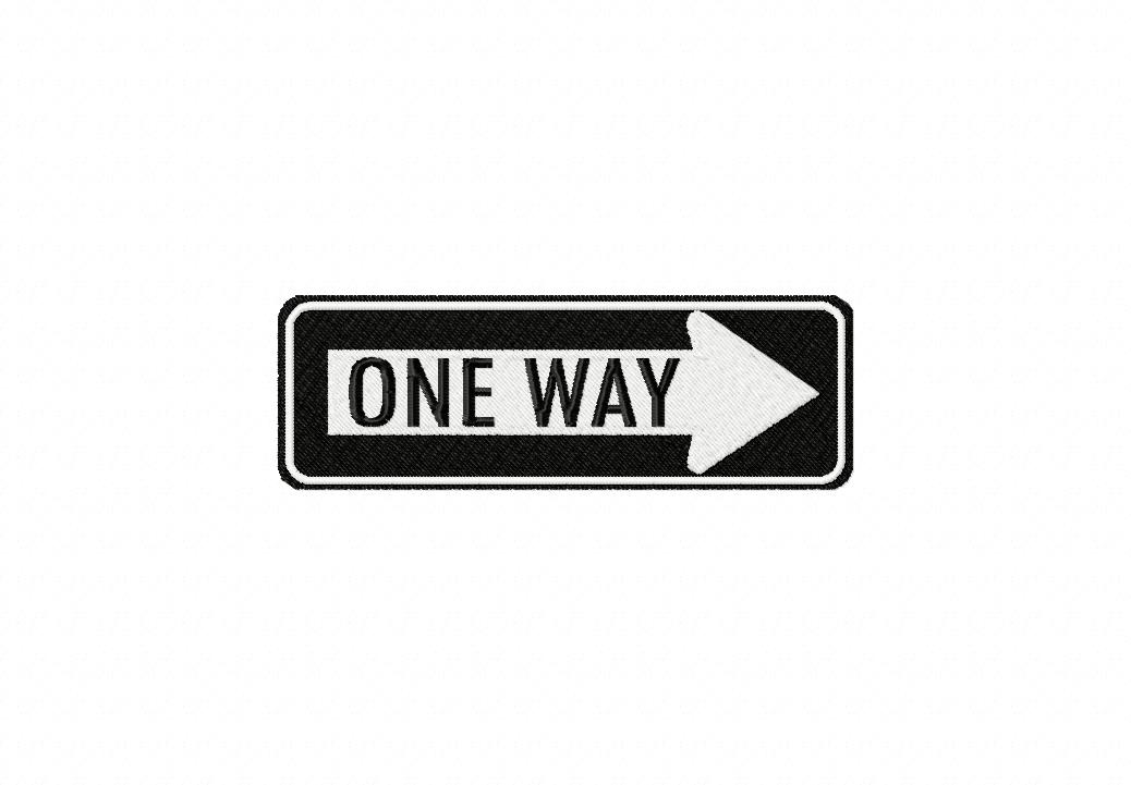 One Way Sign Up