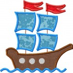 Pirate-Ship-Applique-6X10-Hoop