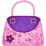 Handbag Includes BOTH Applique and Fill Stitch