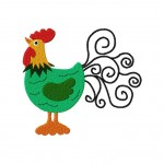 Rooster-Stitched-5_5-Inch