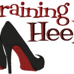 Machine Embroidery Design Training Heels