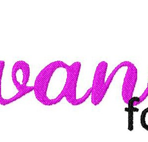 Advanced Machine Embroidery Font Set