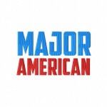 Major American Embroidery Font Set