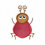 Bug Out Applique 5_5 Inch