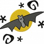 Moonlight Bat Stitched 5_5 Inch