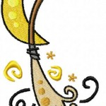 Moonlight Broomstick Stitched 5_5 Inch