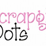 Scrapgirl Dots Example