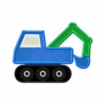 Digger-on-Standby-Applique-5_5-Inch