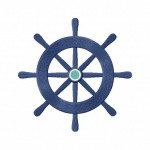 Nautical Wheel 5_5 Inch