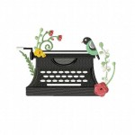 Bird-on-Typewriter-5_5-Inch