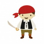 Pirate Ship Crew 5_5 Inch