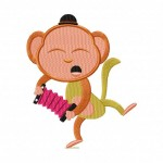 Monkey-on-Accordion-6-Inch