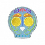 Decor-Skull-Applique-5x7-Inch