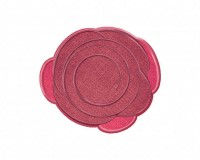 Rose Elegant Applique 5_5 Inch