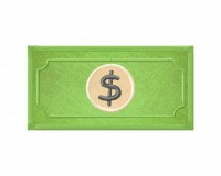 Money-Bill-Applique-5x7-Inch