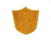 Police-Person-Badge-Applique-5x7-Inch