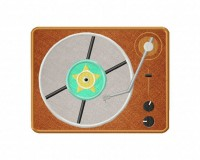 Record-Player-Applique-5x7-Inch