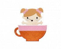 Cute-Teacup-Baby-Girl-Applique-5x7-Inch