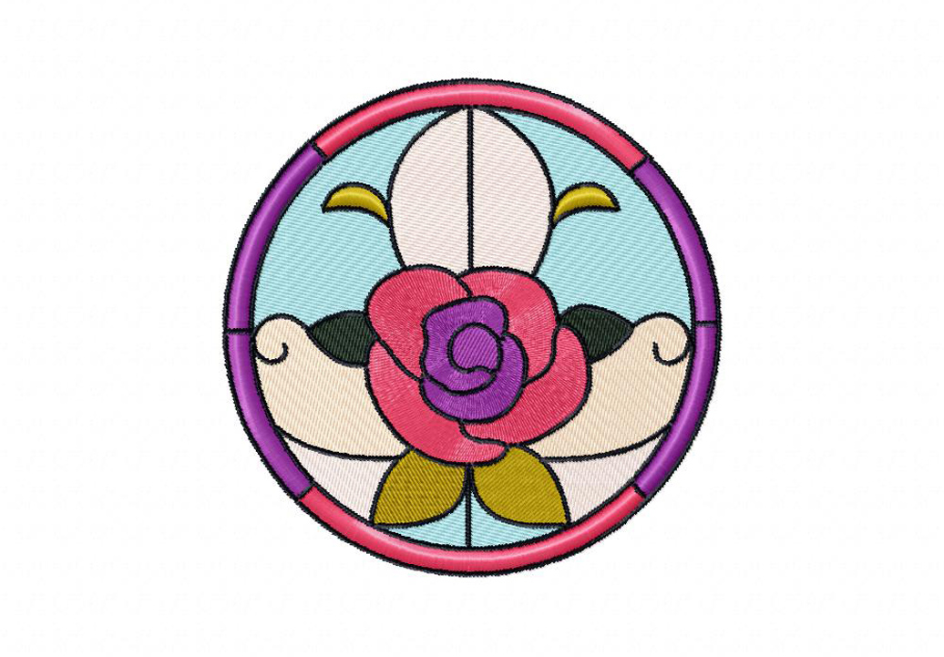 Stained-Glass-Rose-Circle-5_5-Inch