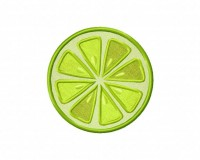 Lime-Slice-Applique-5x7