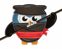 Ninja-Owl-Staff-Applique-5x7