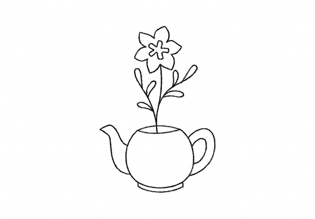 Doodle-Potted-Flower-Stitched-5_5
