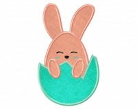 Egg-Bunny-Peach-Applique-5x7