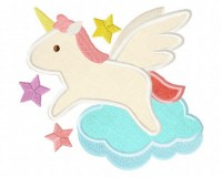 Leaping-Unicorn-Applique-5x7