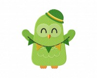 St-Patrick-Owl-Bunting-Stitched--4-5_5-in