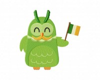 St-Patrick-Owl-Flag-Stitched--2-5_5-in