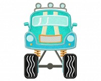 Monster-Truck-Blue-Front-Applique-5x7
