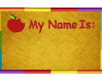 Kiddie-Name-Tag-Apple-Applique-5x7