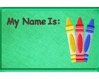 Kiddie-Name-Tag-Crayon-Applique-5x7